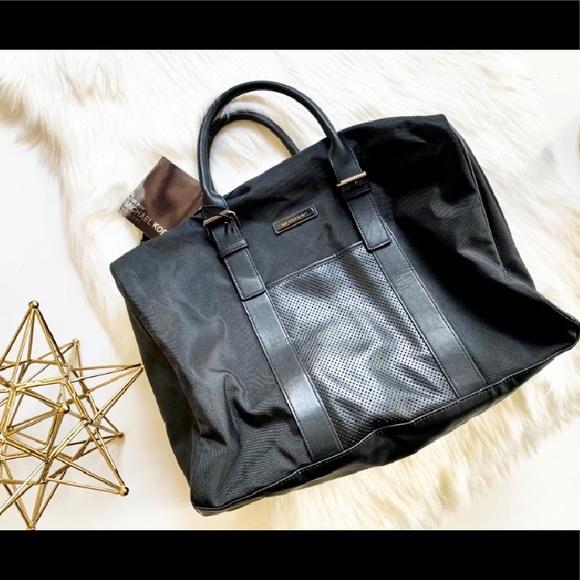 Michael Kors Handbags - NWT Unisex Michael Kors Black Travel Overnight Bag